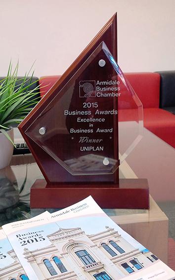 Armidale Business Award