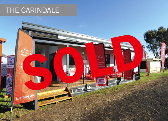 Carindale Display – Ready for Immediate Delivery – IS NOW SOLD
