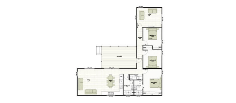 Simpson Floor Plan