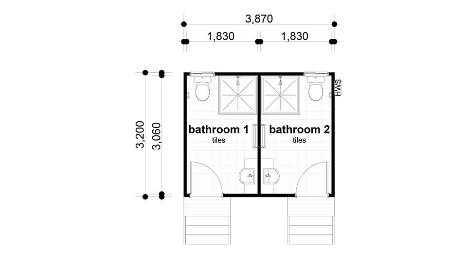Two Way Ensuite MKII