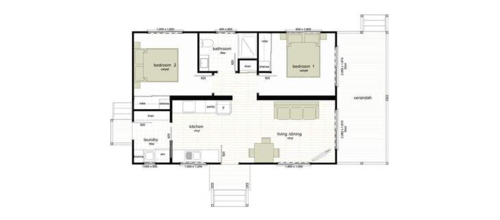 Belle 2 Bedrooms
